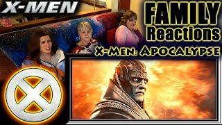 X-Men: Apocalypse | FAMILY Reactions