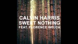 Calvin Harris ft Florence Welch - Sweet Nothing Bass Boosted