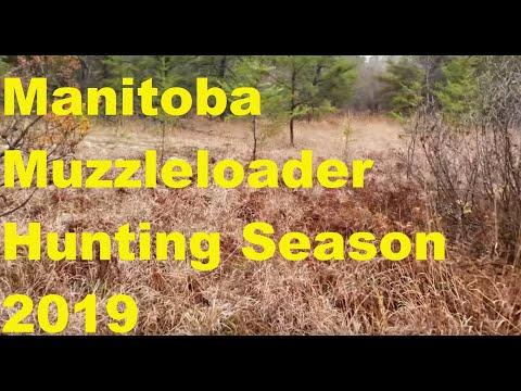 Manitoba Muzzleloader Deer Season 2019