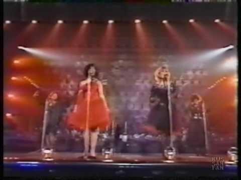 Rouge - Loving Me Totally  (The 18th Tokyo Music Festival, 1989)