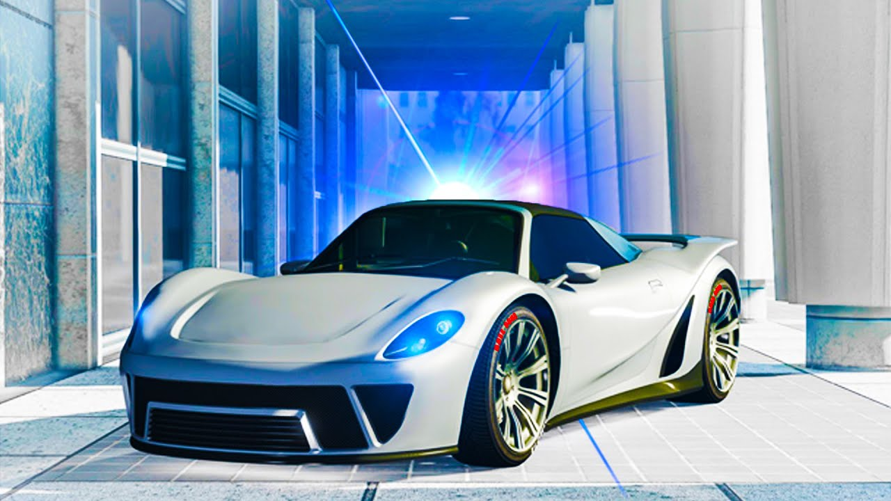 NEW GTA 5 Hyper Car DLC - Epic Porsche 918 Spyder - Epic Racing w/ Typical  Gamer (GTA 5)