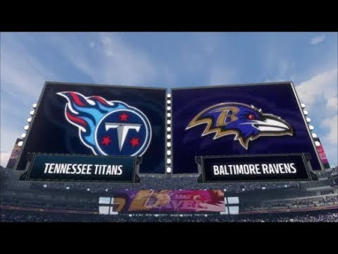 Ravens v Titans 2017 (Part 1)