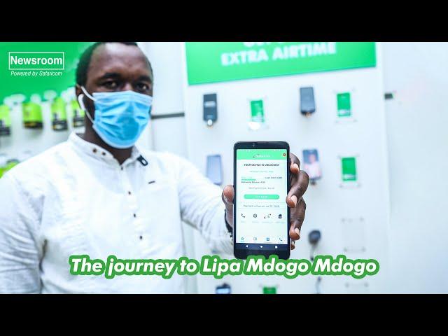 The Journey to Lipa Mdogo Mdogo