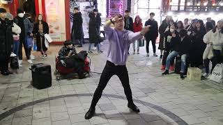 JHKTV]홍대댄스 킹덤즈hong dae k-pop dance kingdoms Boy In Luv(상남자)