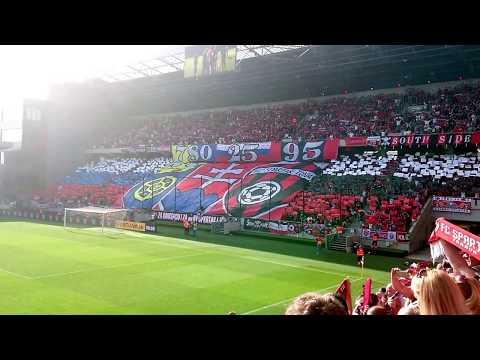 Spartak Trnava-Dunajska Streda, il Silenzio. 5.5.2018