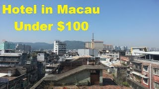 Top 7 Recommendation cheap hotels in Macau China