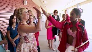 Dance Moms - Nicaya offends Kendall (Season 7 Episode 3)