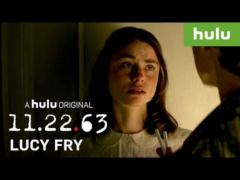 Lucy Fry Talks About Playing the Wife of Lee Harvey Oswald • 11.22.63 on Hulu