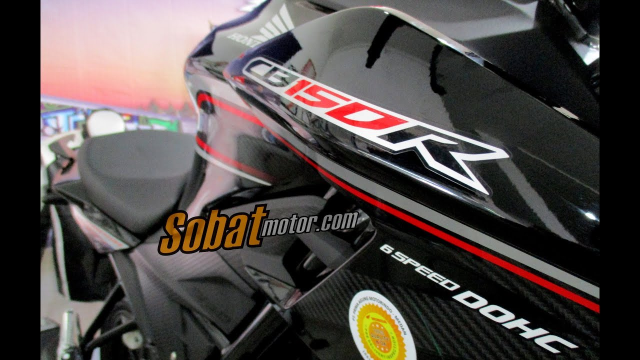 All New Honda Cb150r Streetfire Hitam Macho Black Sobatmotorcom T Shirt