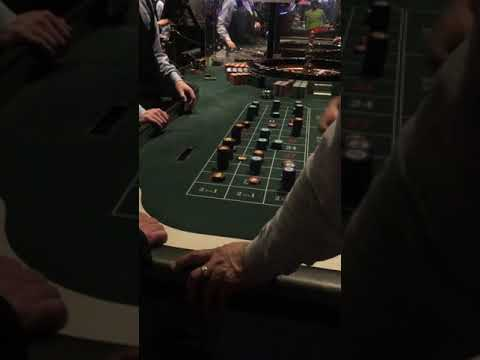 Roulette at crown casino !!$8000 game