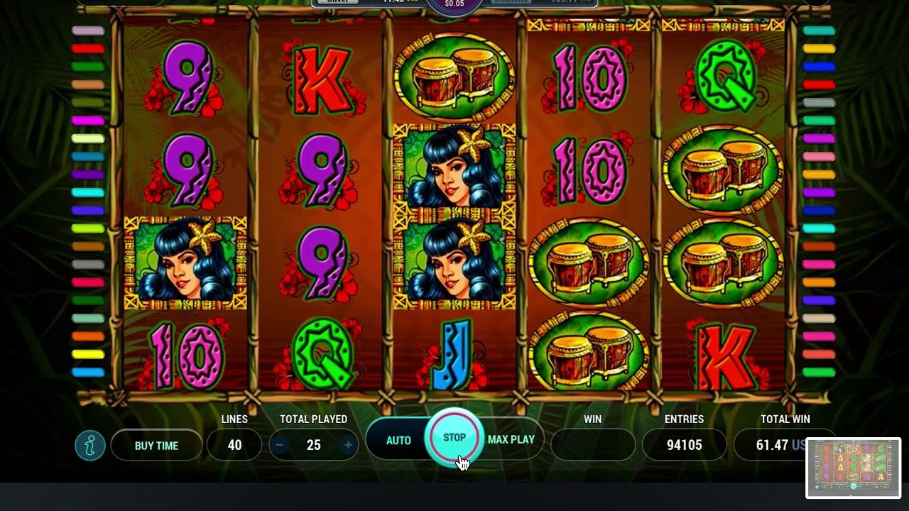 Island Online Casino