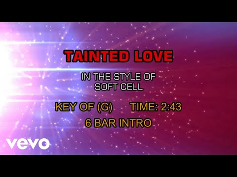 Soft Cell - Tainted Love (Karaoke)