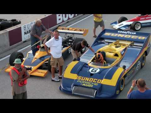 Mark Donohue Tribute (Edited by Robert Lavigne. Footage by Paul Powell)