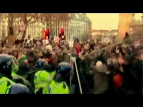 RADIO HAVANNA - Flüstern, Rufen, Schreien feat. Justin Sane (ANTI-FLAG) (offizielles Musikvideo)