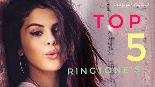 Top 5 Ringtones 'By Geeky Chatur | Weekly Update