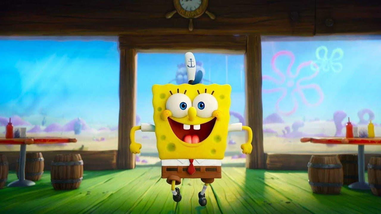 Spongebob: Sponge on the Run / Μπομπ Σφουγγαράκης: Επιχείρηση Διάσωσης - 1ο Επίσημο Τρέιλερ