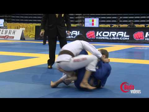 Joao Miyao vs Adam Adshead 2013 Pan Jiu Jitsu - OFFICIAL