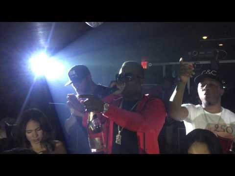 Troy Ave - All About The Money {Performing Live}