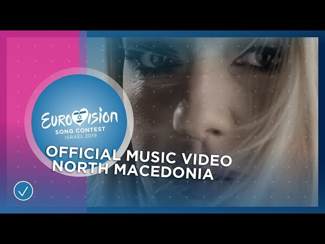 Tamara Todevska - Proud - North Macedonia 🇲🇰 - Official Music Video - Eurovision 2019