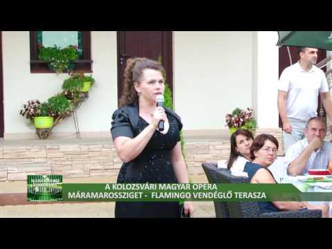 A Kolozsvári Magyar Opera előadása Máramarosszigeten - második rész