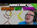 BUMERANG IN DIE FRESSE 🎮 Minecraft Draw my Thing #39