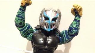 JAKKS TNA SPOTLIGHT: Jeff Hardy FULL METAL Ringside Collectibles exclusive wrestling action figure