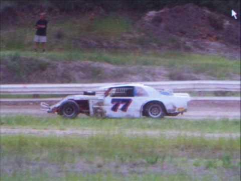 Eagle Track Raceway 2007 Modified Drivers