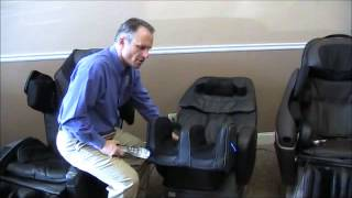 Rocking Feature - Inada Yume Massage Chair