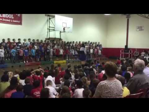 50 Nifty at Meadow Drive School