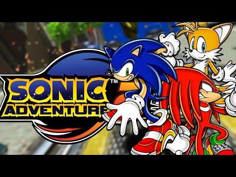 Любимая игра моего детства // Sonic Adventure 2 #1