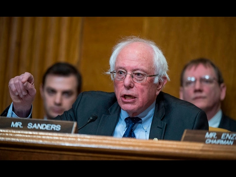 Bernie Sanders Introduces Bill To Increase Social Security Mp3