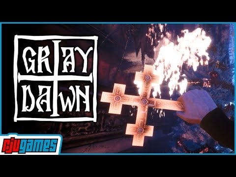 Gray Dawn Part 2   Horror Game   PC Gameplay Walkthrough