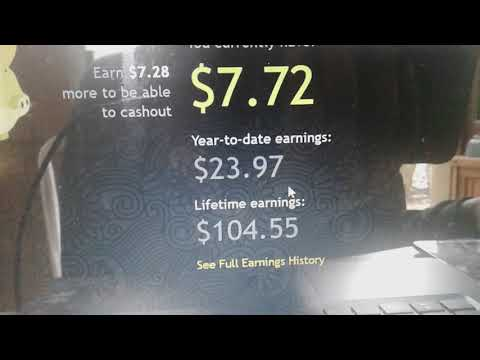 Paidviewpoint update check your dashboard daily never miss a day FREE paypal money FREE Amazon money
