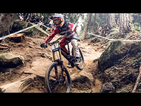 Aaron Gwin Wins MTB World Cup Title in Val di Sole