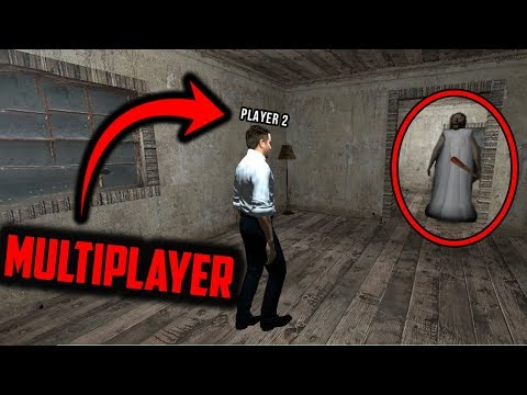 Granny Horror Game MULTIPLAYER... (Scary Granny Horror Game