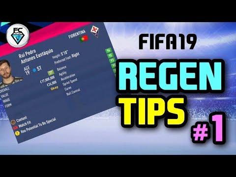 FIFA 19: REGEN TIPS  #1
