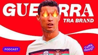 È Coca-Cola VS Ronaldo — Caffè Design Podcast