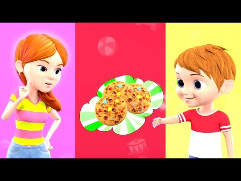 Can I Have A Cookie? No No Song & More Nursery Rhymes By Little Treehouse