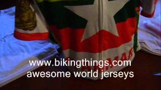 myanmar burma cycling jersey, burma bike jersey cycling team