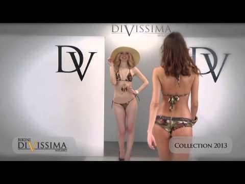 Nuova Collezione Mare / New Summer Collection Divissima Bikini 2013