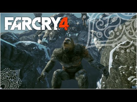 Ubisoft Unveils Far Cry 4 Valley Of The Yetis Walkthrough Video Pc Gamer