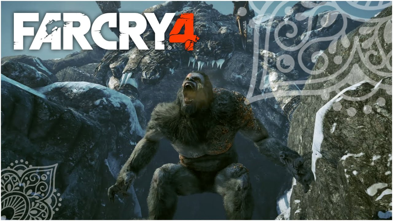 Far Cry 4 Valley Of The Yetis Dlc Review Very Amiable Snowman
