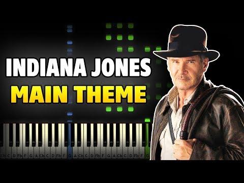 Download Free Sheet Music Piano Indiana Jones Theme MP3, MKV, MP4