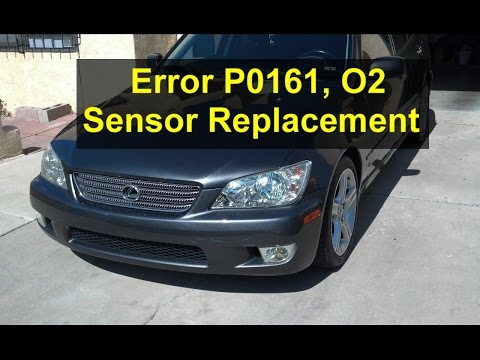 [ZSVE_7041]  Error code P0161, Lexus IS 300 o2 sensor, bank 2 downstream position,  replacement. - VOTD - YouTube | Lexus Is300 O2 Sensor Wiring Diagram |  | YouTube