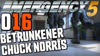 lets play emergency 5 deutsch 016 betrunkener chuck norris emergency 5 kampagne gameplay german