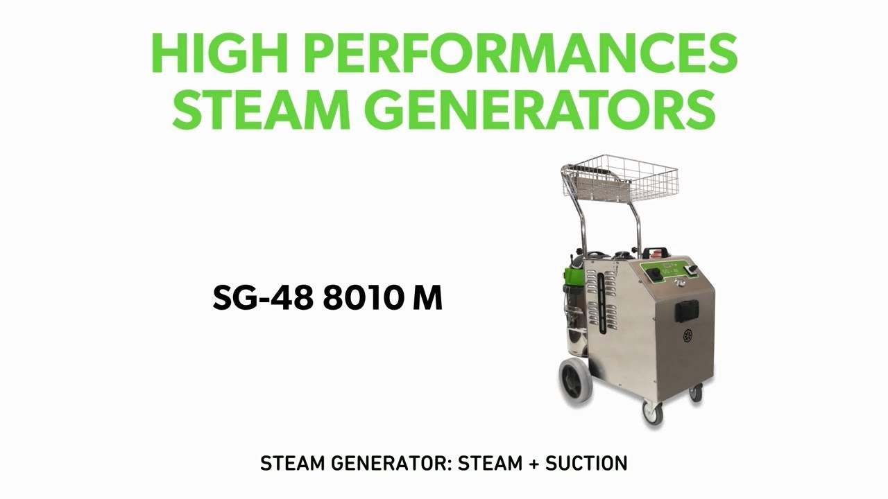 SG-48: high performance steam generator