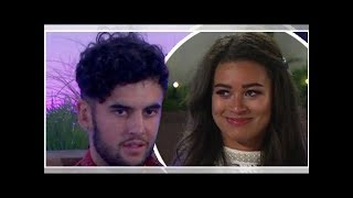 Love Island fans hail Niall Aslam the new Montana Brown as he casually eats CEREAL while the boys...