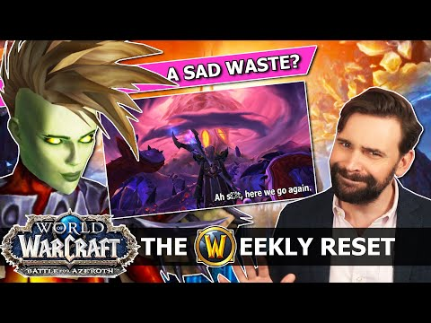 The Real Tragedy Of 8.3 & Shadowlands Datamining First Look! The Weekly Reset