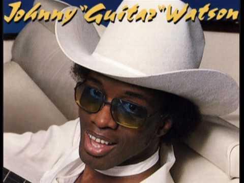 LOVE JONES  JOHNNY GUITAR WATSON