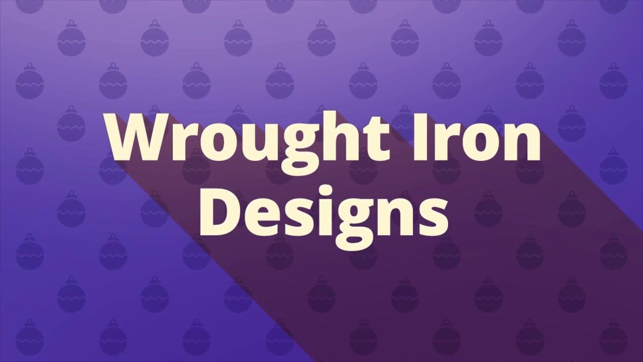 Pinky's Iron Doors : Wrought Iron Designs
